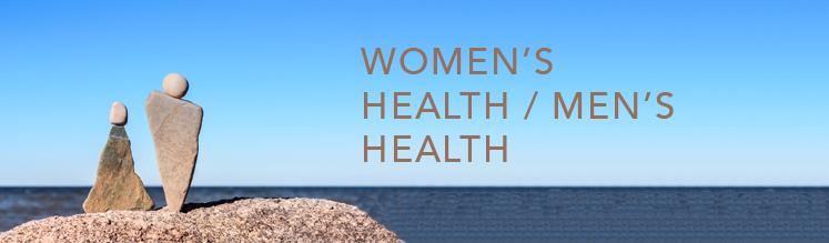womens health mens health