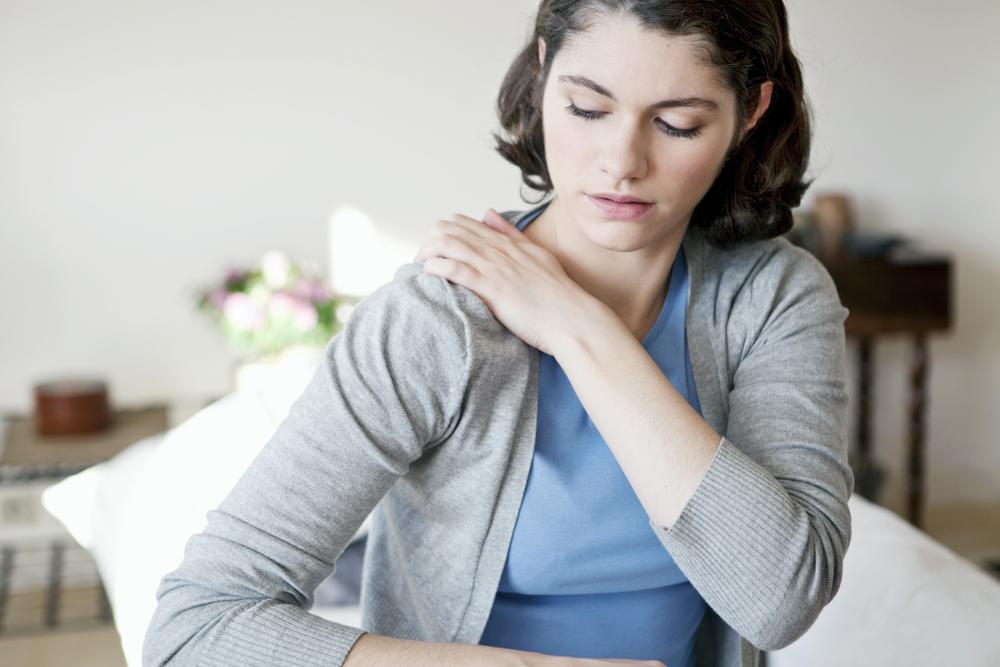 Shoulder pain acupuncture