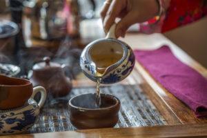 Gung Fu Tea Ceremony